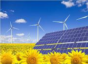 Solar energy investment new hot spot, China leads global renewable energy invest